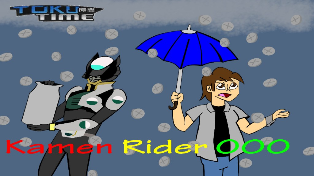 Toku Time: Kamen Rider OOO Review – Toku Time